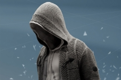 Assassins Creed 3 Musterbrand Artwork detail