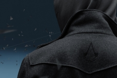 Assassins Creed 3 Musterbrand coat back
