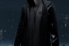 Assassins Creed 3 Musterbrand Artwork coat frontview