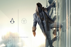 Assassins Creed Unity Musterbrand Arno Coat Artwork