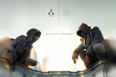 Assassins Creed Unity Musterbrand Men Female Artwork