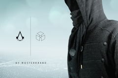 Assassins Creed Black Flag Musterbrand Detail